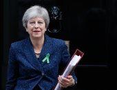 رئيسة الوزراء البريطانية تيريزا ماى