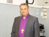 القس الدكتور أندريه زكى رئيس الطائفة الإنجيلية بمصر