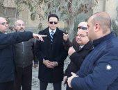 اللواء أحمد فؤاد نائب محافظ القاهرة للمنطقة الجنوبية