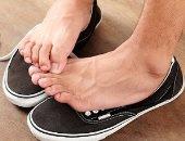 علاج فطريات القدم - صورة أرشيفية