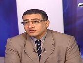 الكاتب الصحفى عبده زكى