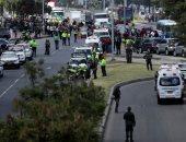 انفجار فى كلية الشرطة بالعاصمة الكولومبية