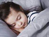 نوم الطفل