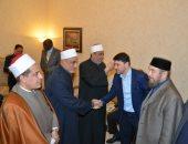 وصول وفود روسيا والسودان وكازاخستان لحضور مؤتمر الأوقاف