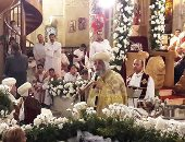 البابا تواضروس يترأس صلاة عيد الغطاس