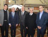محافظا بورسعيد والدقهلية