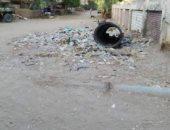 نقص فى الخدمات وتراكم للقمامة