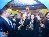 الدكتورة نبيلة مكرم  وزيرة الدولة للهجرة وشئون المصريين بالخارج