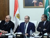 ياسر الهضيبي المتحدث باسم حزب الوفد