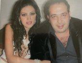 ريهام حجاج وزوجها الأول