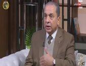 اللواء عبيد محمود الأزهرى والد الشهيد مصطفى عبيد