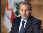 وزير الخارجية اللبنانى السابق جبران باسيل