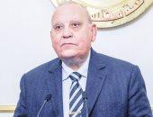 المستشار محمد حسام عبدالرحيم، وزير العدل
