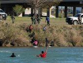فشل المهاجرين فى دخول الأراضى الأمريكية