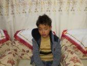 الطفل إبراهيم من الشرقية