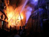 حريق ببنجلاديش