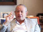 نجيب ساويرس رئيس مجلس إدارة شركة أوراسكوم للاستثمار القابضة