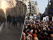 احتجاجات فى كتالونيا -أرشيفية