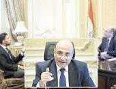 """المستشار عمر مروان يتحدث لـ """" اليوم السابع"""""""