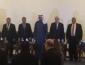 جانب من المؤتمر العام للاتحاد العربي للعاملين بالتعليم والصحافة والطباعة
