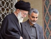 الزعيم الأعلى الإيرانى آية الله على خامنئى