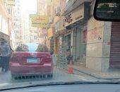 شارع ابو قير- الاسكندرية