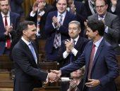 رئيس الحكومة الكندية ترودو ووزير مالية كندا