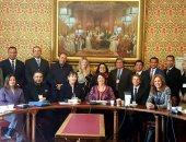 وفد اتحاد الصناعات يشارك في زيارة ميدانية بإنجلترا