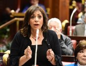 مارى لويس بشارة عضو المجلس القومى للمرأة