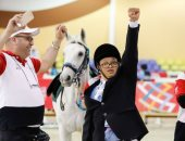بعثة الاولمبياد الخاص تعود للقاهرة اليوم