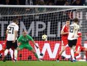 مباراة المانيا وصربيا