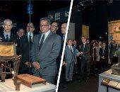 افتتاح متحف توت عنخ آمون