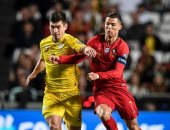 مباراة البرتغال وأوكرانيا