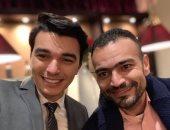 أحمد الرباعى وأحمد مجدى