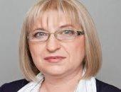 تسيتسكا تساشيفا وزيرة العدل البلغارية