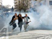 مظاهرات محتجى السترات الصفراء بفرنسا