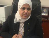 الدكتورة إيمان سيد رئيس قطاع التخطيط بوزارة الموارد المائية والرى
