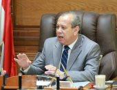 الدكتور اسماعيل عبد الحميد محافظ كفرالشيخ