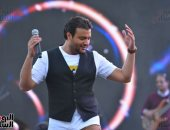 الفنان رامى صبرى