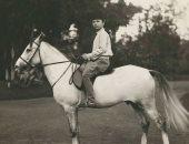 الملك فاروق صبيا