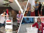 تصويت المصريين بالخارج