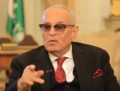 المستشار بهاء الدين أبو شقة رئيس حزب الوفد