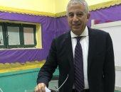 النائب كريم درويش رئيس لجنة العلاقات الخارجية