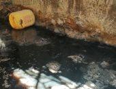 مشاكل الصرف الصحى