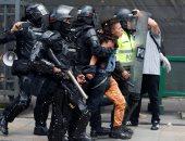 اشتباكات عنيفة فى كولومبيا