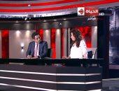 خالد أبو بكر ولبنى عسل فى برنامج الحياة اليوم
