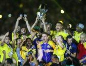 النصر بطل الدوري السعودي موسم 2018 - 2019