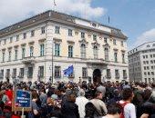 مظاهرات فى النمسا