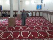 تطوير وفرش 6 مساجد خلال شهر رمضان