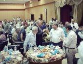 حفل إفطار جماعى بحضور قيادات محافظة القاهرة